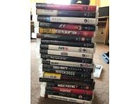 PS3 with controllers and games bundle