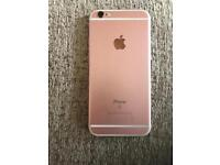 Apple iPhone 6s rose gold unlocked