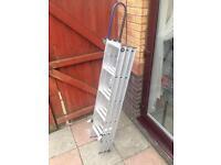 Extending Loft Ladders Retractable 3m