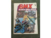 Raleigh burner BMX, book, 1980s retro old school