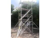5.5 mtrs Scaffolding tower
