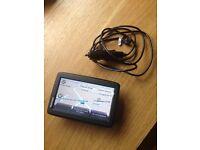 Tomtom XL SatNav GPS Navigation UK and West Europe Maps Tom Tom Sat Nav - bargain