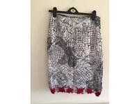 Lined summer skirt 10-12