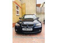 BMW 320d Estate 2005 E91 Touring(mercedes,audi,lexus,honda,ford,toyota,vauxhall)Swap