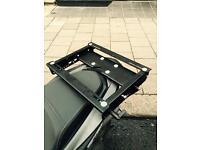 Honda PCX 125 tilting rear carrier / rack