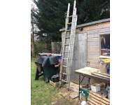 3 peice ladder