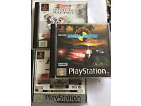 3 playstation ps1 games