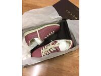 Gucci Ladies trainers brand new
