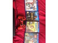 Playstation 4 - NEARLY NEW USED HANDFUL OF TIMES