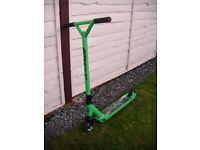 Grit Fluxx Scooter Green