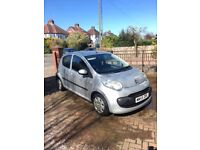 Citroen C1. 9 months tax and MOT.