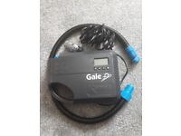 Kampa Gale 12v inflator pump for awnings tents and inflatables