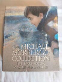 Book set - Michael Morpurgo - unused still in wrapper