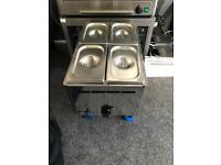parry LPG Bain Marie. Bain Marie. Hot pot. Food warmer