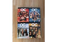 The O.C seasons 1-4 complete