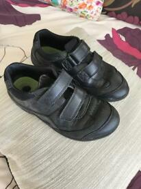 School wear! Boys Clarks School Shoes size 13F