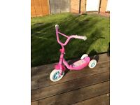 Girl small scooter, 4 to 8 years, Good Condition