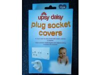 Plug socket covers