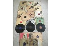 "MASSIVE BUNDLE of Very Old Rare 78 / 12"" Classical Records - 1940's - Inc Swan Lake Amongst Others"