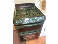 Belling 860 Dual Fuel oven.
