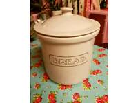 Pearsons of Chesterfield bread crock/ bin