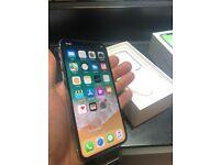 Apple iPhone X 256GB White/Silver BRAND NEW UNLOCKED
