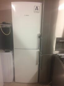 **BOSCH**FRIDGE FREEZER**FROST FREE**A+ RATED**COLLECTION\DELIVERY*NO OFFERS**£180**MORE AVAILABLE**