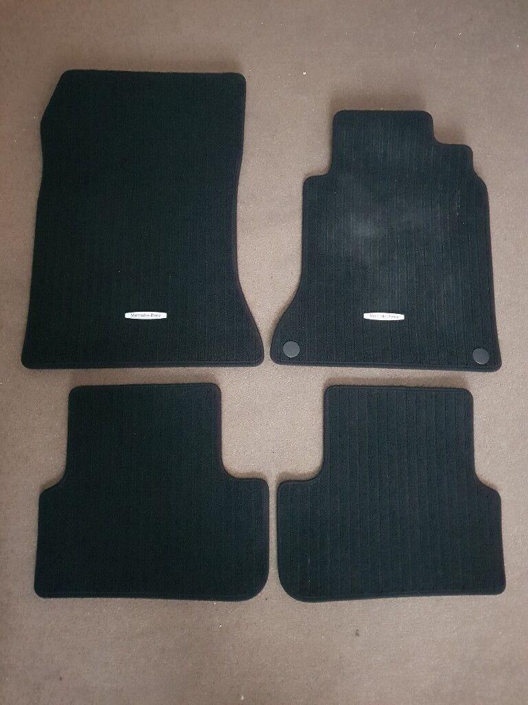 fm rubber vm carpets tm benz all waterproof floors for season mats unvs mercedes floorliner rear car floor front