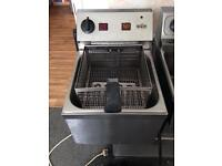 Table top commercial fryer