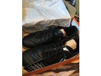 Nike tiempo leather football boots