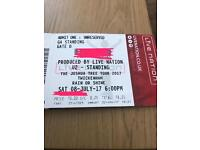 STANDING U2 TICKET-TWICKENHAM