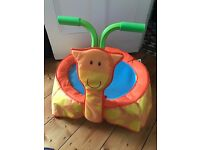 ELC Giraffe toddler trampoline - As new condition