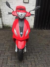 Piaggio Fly 125 2015 injection 3 Valve in Red not Honda Yamaha Vespa Lx GT pcx sh ps nmax xmax nsc