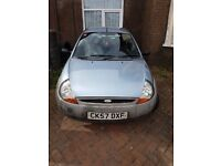 Ford KA for sale. Perfect for a first car. Very reliable