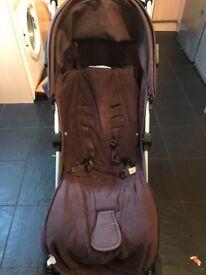 Zeta voom buggy/ pushchair