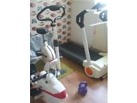 Excersise equipment for sale good condition