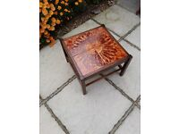 Tiled coffee table for sale