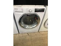 Graded HOOVER 1400RPM SILENT INVERTER AAA RATED DYNAMIC NEXT WDXPBH4117A WASHER DRYER IN WHITE