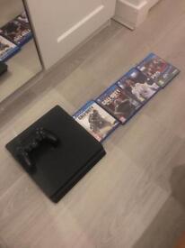 PS4 1TB Bundle Fifa18 & Games