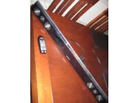 Samsung Sound bar - Optical or Analog input with remote control
