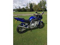 Yamaha fazer 1000 2003 FZS