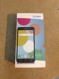 Alcatel PIXI 4 brand new boxed sim free