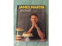 James Martin 'Sweet' Cookbook (new)