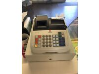 Olivetti ECR 7100, less than 12 months old in perfect working order