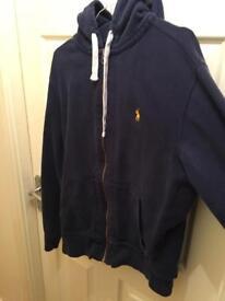Men's polo Ralph Lauren hoody for sale