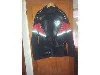Lookwell waterproof motorcycle jacket large