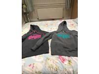 Ladies superdry hoodies