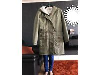 Salt rock Parker coat