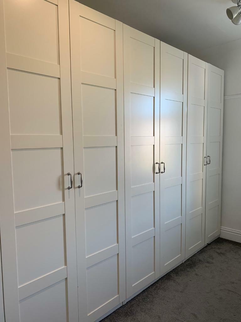 Ikea Bergsbo Doors In Seaton Sluice Tyne And Wear Gumtree