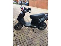 TGB classic 202 50cc moped